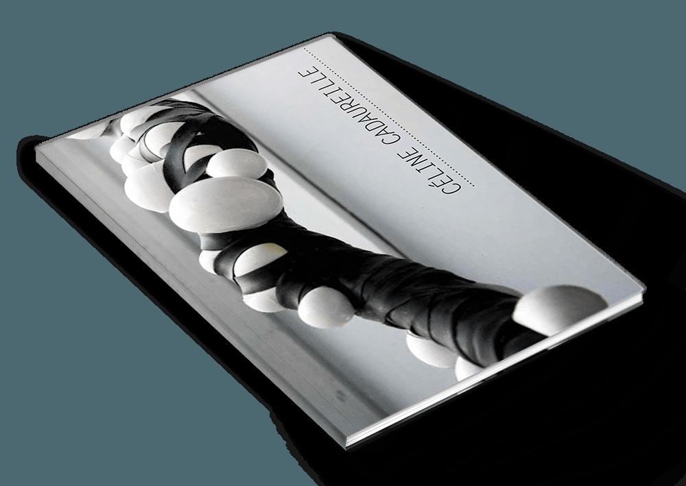 Book plasticienne Céline Cadaureille