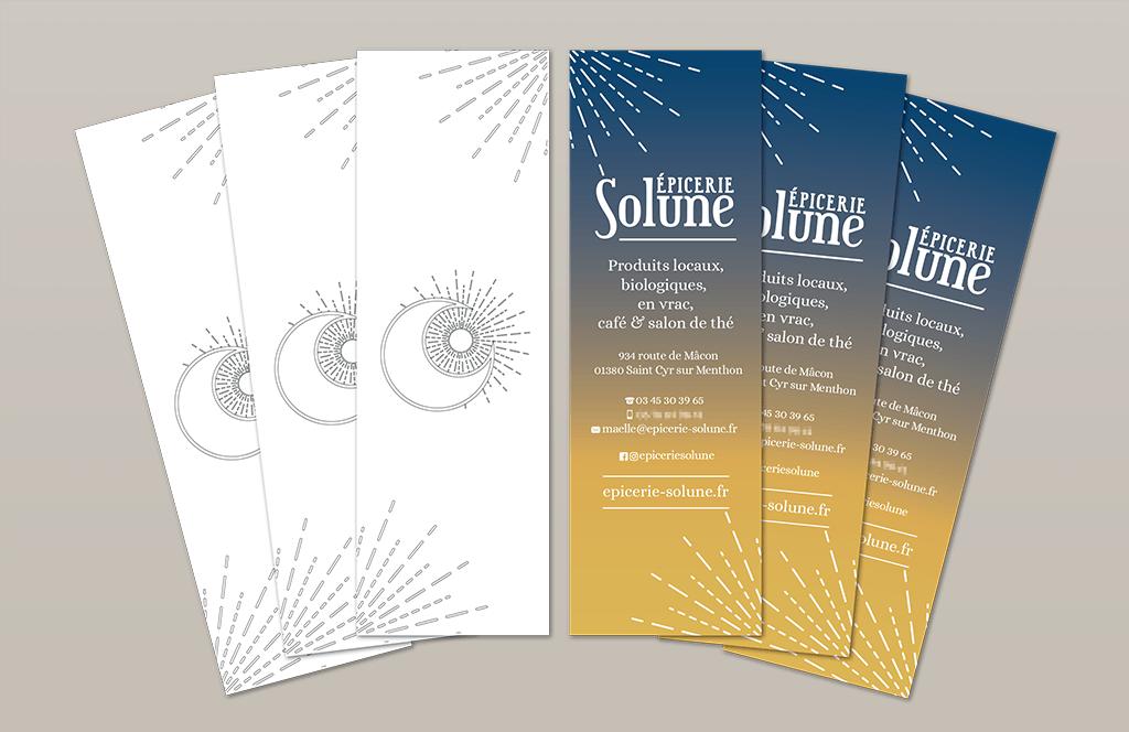 Carte De Visite Mformat Marque Page Colorier Pour Lpicerie Solune